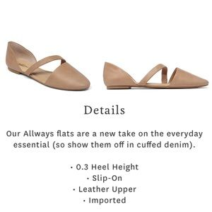 5cd9948df1b88 Lucky Brand Shoes - Lucky Brand Allways slip-on brown leather flats